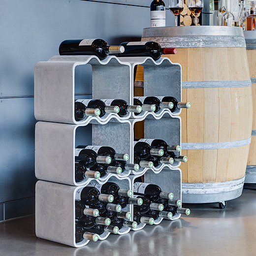 Disainmööbel Cheers Wine Rack – veiniriiul