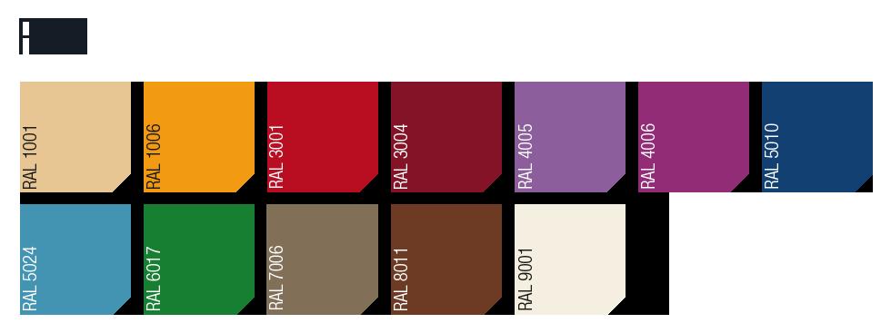ral-värvid