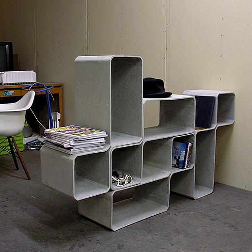 Disainmööbel Tetris Shelf - riiul