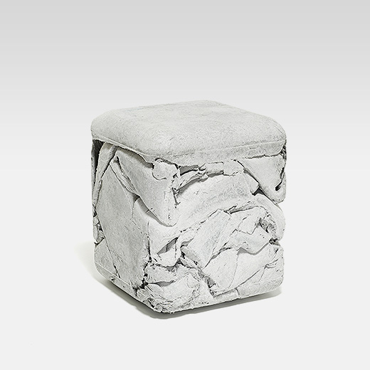 Disainmööbel Trash Cube - tumba